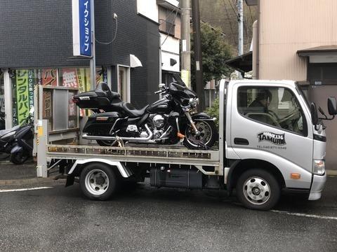 輸送 ライン バイク アイ